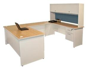 LOOKING FOR a U-Shaped desk