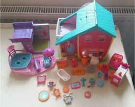 Polly Pocket Magnetic Set