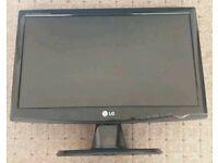 "LG Flatron 18.5"" LCD monitor"