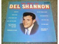 DEL SHANNON: VINYL ALBUM..
