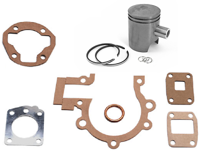 Kit Piston Segments Axe joint moteur mobylette MBK51