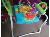 Fisher Price Step-n-Play Jumperoo - Good Condition and great fun!