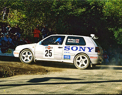 VW Golf 3 + Kitcar - Gruppe A - Homologation - Rallye / Racing / Mototorsport