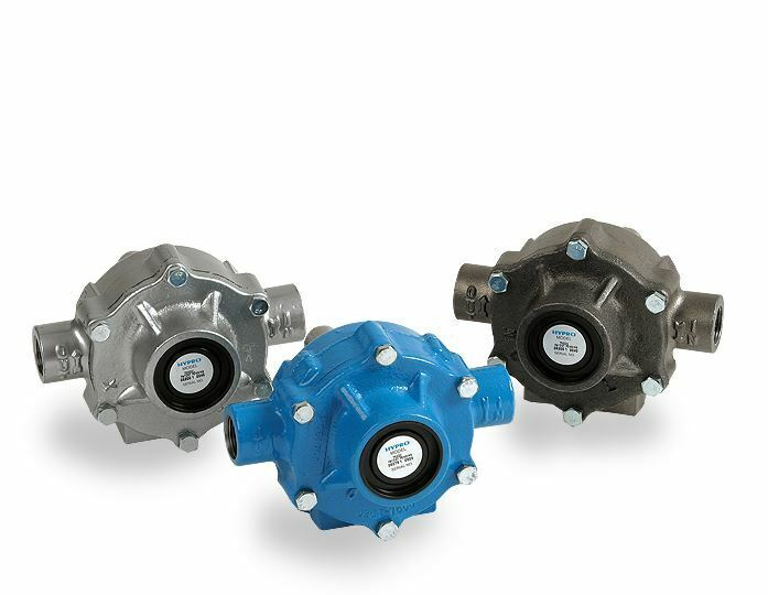 Hypro Cast Iron 7560 8-Roller Pump | 7560C