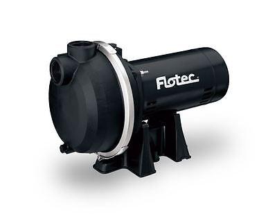 Flotec Fp5162-08 Sprinkler Pump 1 Hp 55 Max Gpm
