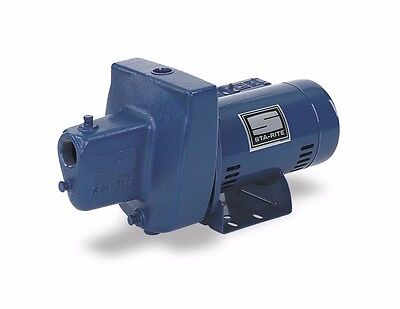 STA-Rite SND-L Shallow Well Jet Pump 3/4HP 115/230V