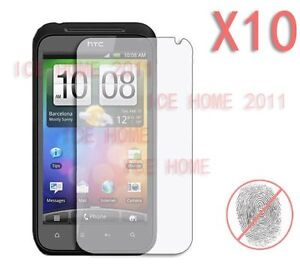 10X Matte Anti Glare Screen Protector For HTC Incredible S 2 S710e