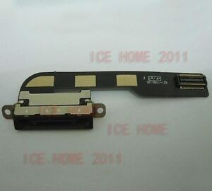 Charger USB Dock Port Flex Cable Repair Parts for Apple iPad 2 2nd Gen