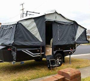 CAMPER HIRE GOULBURN: 2016 Ezytrail Lincoln LX Camper Goulburn Goulburn City Preview