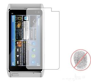 10X Matte Anti Glare Screen Protector LCD Guard Film For Nokia N8