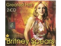 very rare 2 cd set new and sealed of britney spears