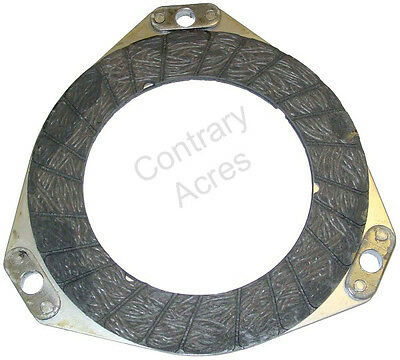 John Deere A 60 620 630 70 720 730 Bonded Clutch Facing