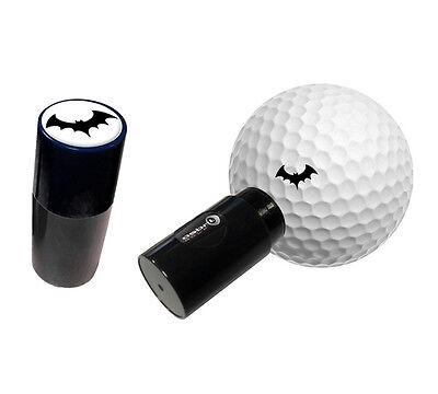 Murciélago ASBRI Sello para marcar bolas de golf, regalo o premio