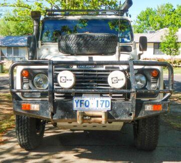 Must sale 1985 Land Rover County 3.9 Isuzu 4BD1T