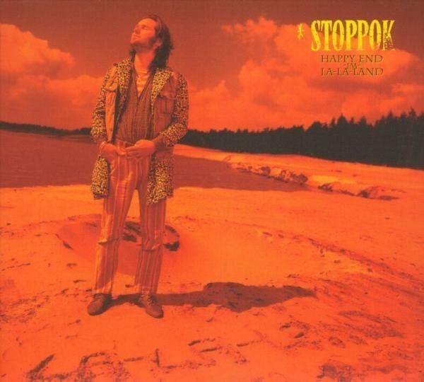 STOPPOK - HAPPY END IM LA-LA-LAND  CD NEU