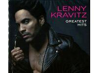 very rare 2 cd set new and sealed of lenny kravitz