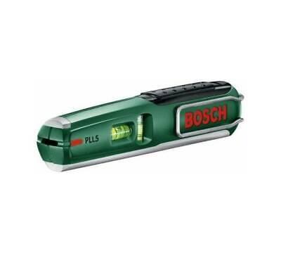 Bosch Laserwasserwaage PLL5 5m NEU & OVP Bosch Laser-wasserwaage 5
