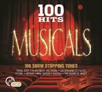 cd - Various - 100 Hits Musicals 5-cd