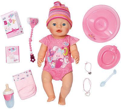 Zapf Creation Baby Born Puppe Interaktive Girl