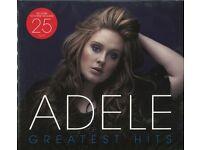 adele greatest hits rare 2 cd set new sealed