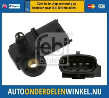 Fiat Multipla (186) MAP Sensor FEBI 37055 01235029 01235084