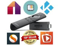 Amazon Fire TV Stick 2nd Gen. Krypton 17.6/APK Movies,TV Shows, Sports, Cartoons.