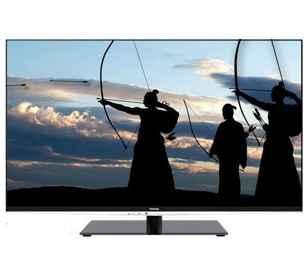 3D LED SMART-TV Toshiba 47 Zoll Full-HD, 400 Hz AMR  8x 3D-Brilen