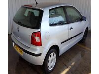 Vw polo 1400cc Manual 2002