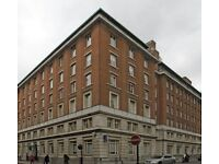 Serviced Office Space in HOLBORN (WC1V) | Self-contained units, refurbished