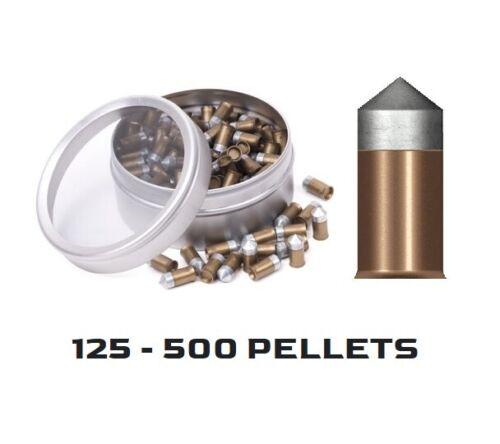 CROSMAN PELLETS Pointed Gold Penetrators Hunting Ammo .177 air gun LF1785