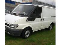 Wanted scrap van renault master vauxhall movano or transit