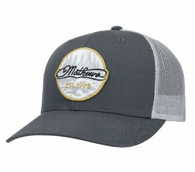 outlet store b6a73 f7134 NEW MATHEWS ARCHERY HAT, BOUNDARY WATERS CAP  M18A-H94