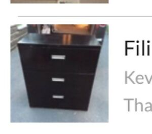 Wanted free or cheap 3 drawer filing cabinet