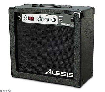 ALESIS SPITFIRE 15 Watt Amplificador Guitarra Eléctrica