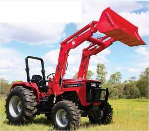 Mahindra 4025 4wd With loader and 4 in 1 Beenleigh Logan Area Preview
