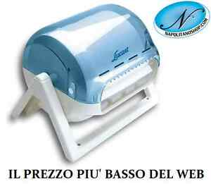 Dispenser portarotolo rotolone carta eco lucart da muro for Porta carta da muro