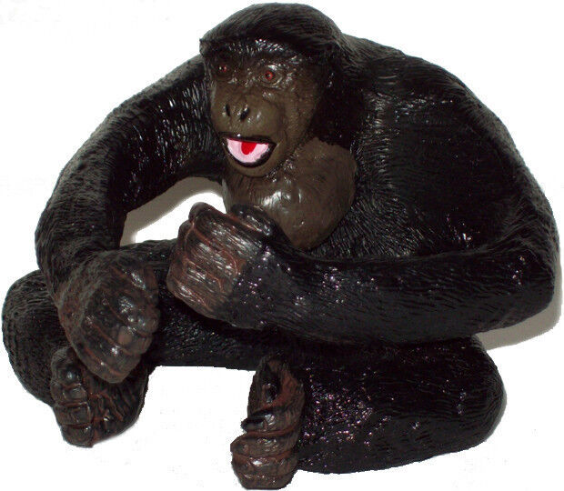 FREE SHIPPING | AAA 55024 Gibbon Wild Ape Animal Figurine Model- New in Package