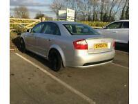 Audi a4 1.9tdi quattro