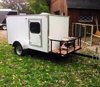 Brand new micro camper. one of a kind!!! (teardrop trailer)