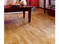 4 x Oak, Engineered Wood Flooring