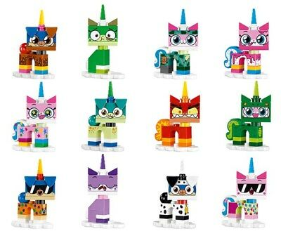 LEGO Cartoon Network Minifigures Unikitty Series - Complete Set 12 Figures 41775
