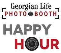 PHOTO•BOOTH Happy Hour!