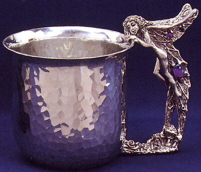 Fellowship Foundry Hand-hammered, Fairy Cup
