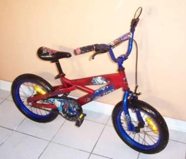 40 cm Spiderman Bicycle