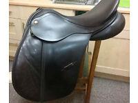 Albion K2 Legend VSD Saddle, Hardly Used, 17.5ins Wide