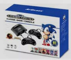 Classic Sega Game Console For Sale!
