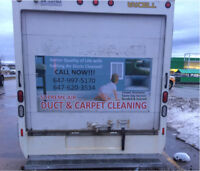 Air Duct & Carpet Cleaning Special Price. [ 647-997-5170 ]