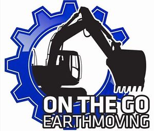 On The Go Earthmoving Forster Great Lakes Area Preview