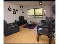 1 bed furnished flat to let/kinning park