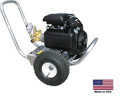 Pressure Washer Portable - Cold Water - 2.6 Gpm - 3000 Psi - 5 Hp Honda Eng Gpi